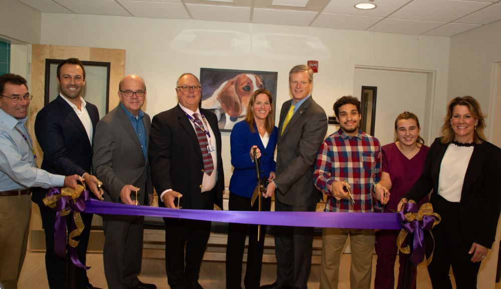Monty Tech Celebrates Veterinary Clinic Completion
